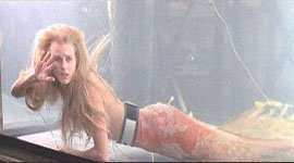 Mermaid movie starring daryl hannah